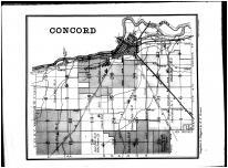 Concord Township, Miami County 1883